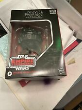 Hasbro Imperial Probe Droid 6 inch Action Figure - E7656 BLACK SERIES # D3