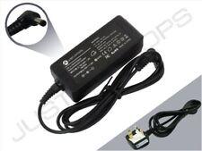Nuevo sólo Laptops Hp Compaq Mini 100e 1000 1101 AC adaptador Power Supply cargador