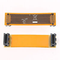 "Flexible SLI Bridge PCI-E Video Card Cable Connector Adapter 3"" For ASUS NVidia"