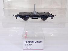 MES-54723Fleischmann 5220 H0 Drehschemelwagen DB 30809420622-1