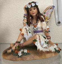 """christine haworth faeries """" Orange Blossom """""""