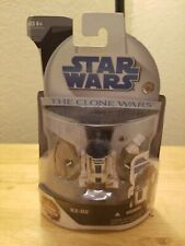 Star Wars 2008 Clone Wars R2-D2 #08 Astromech Droid with jet rockets 87664 toy