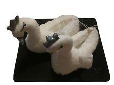 Bobbie Brooks Girls Princess Swan Slippers - Medium Shoe Size 13 - 1