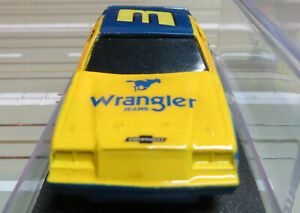 For H0 Slotcar Racing Model Railway Nascar with Tyco Engine in Clear Sight