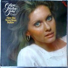 OLIVIA NEWTON JOHN LP HAVE YOU NEVER BEEN MELLOW 1985 EUROPE REISSUE VG++/VG++