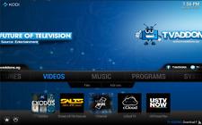 KODI Entertainment System-Disco di Installazione per PC e PORTATILE-Kodibuntu