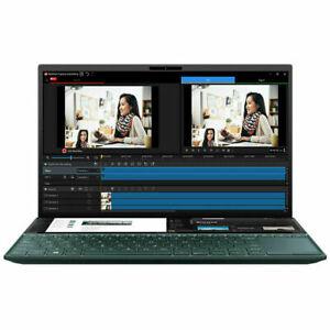 """Asus ZenBook Duo 14"""" Touchscreen Ultrabook Intel i7-10510U 16GB RAM 512GB SSD"""
