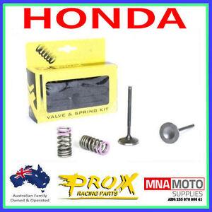 HONDA CRF250R  PROX VALVE/SPRING KIT STEEL INLET CONVERSION KIT 2010 - 2017