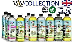 100% Pure Organic Oils Premium Quality Best for Hair Body Nails Moisturiser❤️🔥✅