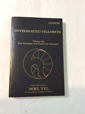 Integrated Transits Vol. VII By Noel Tyl 1974