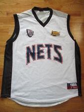 Reebok 2002 NBA Finals JASON KIDD No. 5 NEW JERSEY NETS (LG) Jersey
