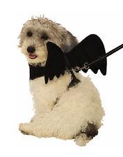 Nero Pipistrello Ali Imbracatura Animali Animale Gatto Cane Halloween Costume