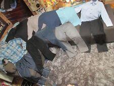 Bulk lot mens sz 36 Tall/Large winter clothes:Tarocash/Sportscraft/Levi's/Effekt