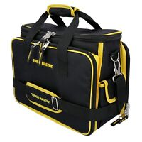 "Tough Master 16"" Technicians Electricians Tool Bag With Shoulder Strap"