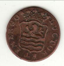 ZELANDE DUIT 1792