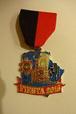 2016 San Antonio Judicial  and Court Services Fiesta Medal