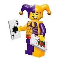 Lego Minifigure - Series 12 - Jester - 71007