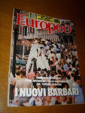 EUROPEO 1987/35=MIRELLA LORENZO RICCIARDI=GUGLIELMO BIRAGHI=GIOVANNI OGGERO=