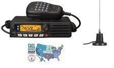 Yaesu FTM-3200DR C4FM/FM 144MHz Mobile Transceiver and MFJ-1728B Antenna Bundle