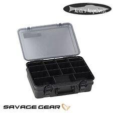 Savage Gear Lure Specialist Tackle Box 54795 Doppellagige Köderbox