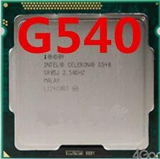 INTEL Celeron CPU G540 SR05J 2.5GHZ/2MB LGA1155 CM8062301046804BX80623G540
