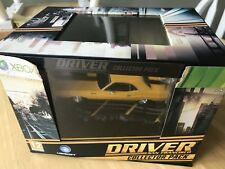 Driver San Francisco Collectors Pack Xbox 360 Game! Look In The Shop!