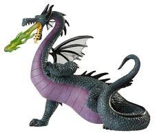 Maleficent Dragon Sleeping Beauty 20 CM Enesco Sideshow Disney Collection statue