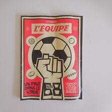Magazine 2018 L'EQUIPE N°1867 Un pavé dans le stade Mai 68 France