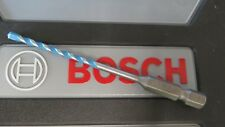 "Bosch Hex-9 Multi Construction Drill Bit 4mm 1/4"" HEX SHAFT LOOSE STOCK"