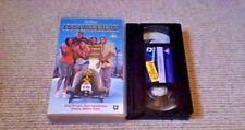 Cool Runnings WALT DISNEY UK PAL VHS VIDEO 1995 John Candy Olympics Comedy