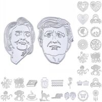 DIY Metal Cutting Dies Stencils for Scrapbooking Album Photo Card Craft Decor