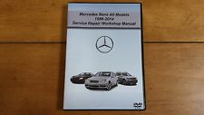 Mercedes WIS / ASRA & EPC Service Repair Workshop Manual 1986-2017.