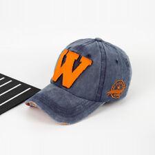 Mens Womens Baseball Cap Hip-Hop Hat Adjustable Snapback Sport Unisex sunha Hot