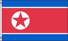 North Korea International 3x5 Polyester Flag