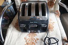Tefal 4 Scheiben Avanti Deluxe Toaster, schwarz
