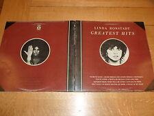 LINDA RONSTADT - Greatest Hits - 1976 UK 12-track vinyl LP compilation
