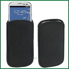 Neopren Soft Case Schutzhülle Handytasche - für Samsung Galaxy S4 mini
