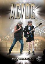AC/DC KALENDER 2012 NEU & OVP CALENDAR RS