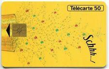 TELECARTE   50   POUR 1995  SCHHH A VOLONTE