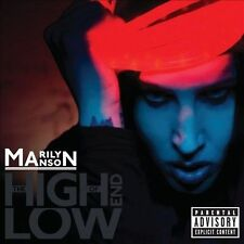 Marilyn Manson-The High End of Low CD NEW