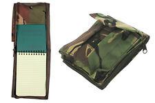 A6 NIREX NOTE BOOK HOLDER WOODLAND DPM ORDERS COVER NYREX FOLDER MAP CASE BINDER