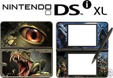 Nintendo DSi XL DINOSAURS Vinyl Skin Decal Sticker