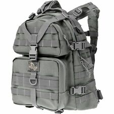 Maxpedition Grey Outdoor Tactical Backpack Men Condor-II Molle Military Camp Bag