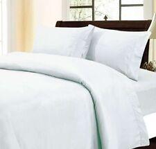 """1000 Thread Count 100% Best Egyptian Cotton Sheet 15""""Deep Pocket Sheet Set Solid"""