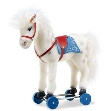 Olivia Horse on Wheels - EAN006814 - 2019 Steiff Collector's Showcase Collection