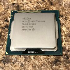 Intel Core i3 i3-3220 SR0RG 3.30GHz Dual Core Processor