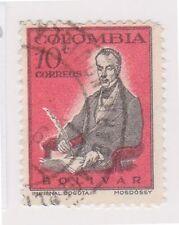 (COA-33) 1959 Colombia 10c UNIFICADO (Q)