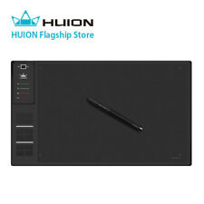 Huion Giano Wh1409 HUGE Graphics Drawing Tablet Wireless Digital Pen Tablet 8gb