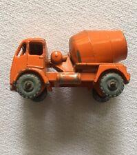 Vintage Lesney Matchbox #26 Ready Mix Cement Truck
