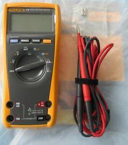 Fluke true rms multimeter 175 tester. Brand new